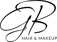 GB Hair and Makeup – Uw hair and make-up artist Logo